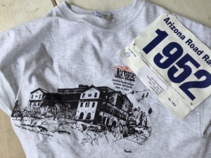 2015 Jerome Hill Climb T-shirt.